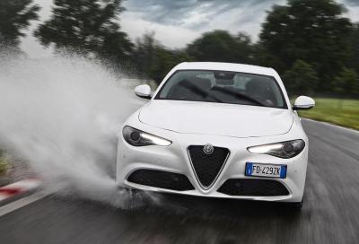 Nuova Alfa Romeo Giulia, arrivano gli accessori Mopar