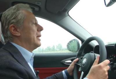 La nuova Alfa Romeo Giulia spiegata da Roberto Fedeli, Chief Technical Officer