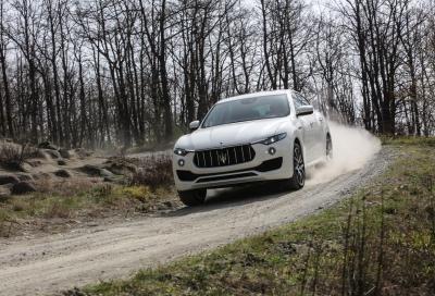 Maserati Levante S, qual buon vento