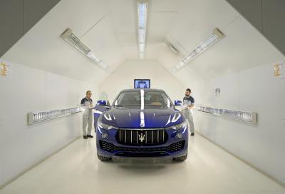 Maserati, effetto Levante. Oltre 1.200 lavoratori a Mirafiori per la produzione