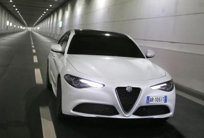 Nuova Alfa Romeo Giulia, nel WE c'e' il porte aperte