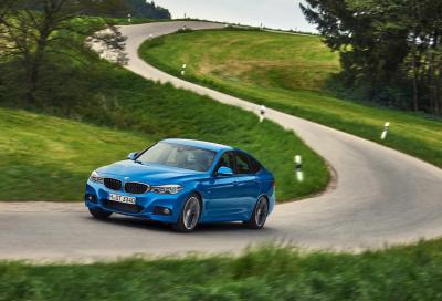BMW rinnova anche la Serie 3 Gran Turismo