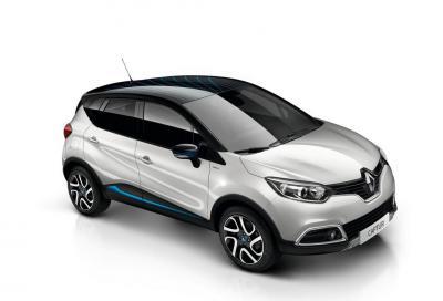 Nuova Renault Captur Wave limited edition