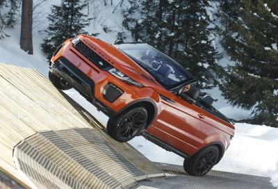 Range Rover Evoque Convertible, cabriochic
