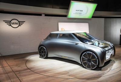 VISION NEXT 100, la Mini del futuro