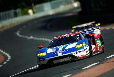 Le Mans GTE Pro 2016 , vince la Ford GT