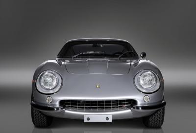 FERRARI, la 275 GTB/4 del 1966