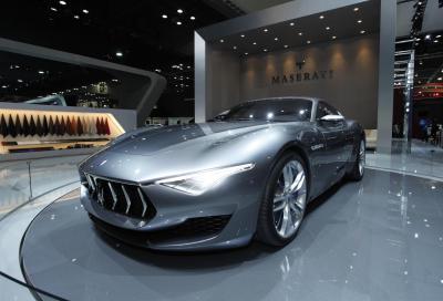 Maserati, una Alfieri elettrica per rivaleggiare contro Tesla?