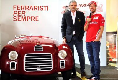 Ferraristi per sempre, la nuova Mostra al Museo Ferrari