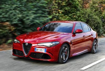Tecnica, così lavorano le nuove sospensioni dell'Alfa Romeo Giulia