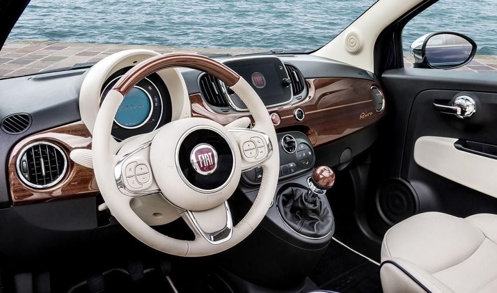 Nuova Fiat 500 Riva Prezzo Automobilismo