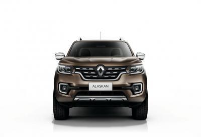 Alaskan, il nuovo pick up Renault
