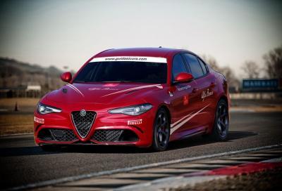 Alfa Romeo, al via le iscrizioni per il Corso di Guida Evoluta 2016