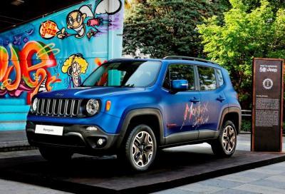 Garage Italia Customs, le tre esclusive one off Jeep al Montreux Jazz Festival