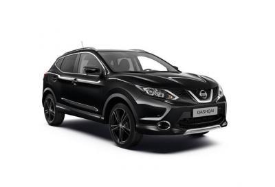 Nissan Qashqai, arriva l'esclusiva Black Edition