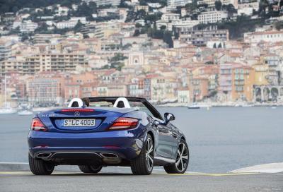 Nuova Mercedes SLC, è tempo di cambiare
