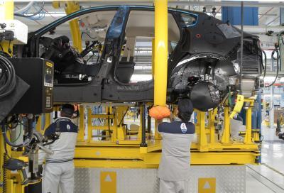 Produzione autovetture in Italia, continua il trend positivo