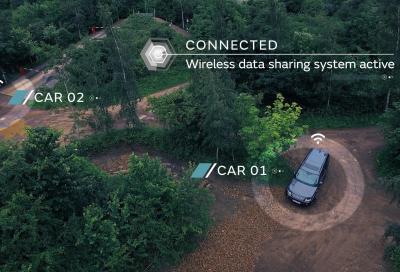 TECNICA: Land Rover presenta una ricerca sulla guida autonoma in fuoristrada