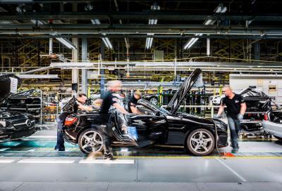 VENDITE: Mercedes sorpassa BMW in USA nei primi 6 mesi dell' anno