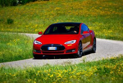 IMPRESSIONI: Tesla Model S P90D, alta tensione