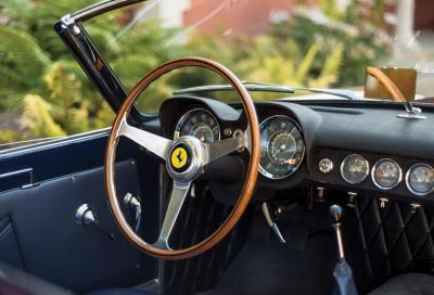 EPOCA: Una esclusiva Ferrari 250 GT LWB California Spider del 1958 all'asta a Monterey