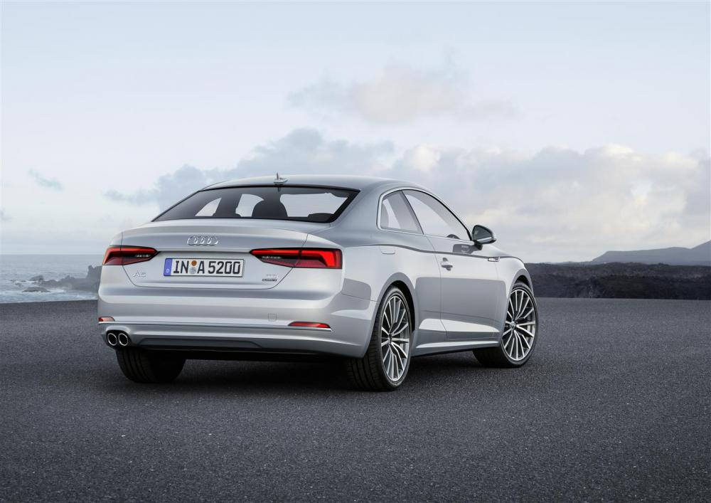 Nuova Audi A5 Coup U00e9 Prezzi
