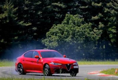 """VIDEO-Armando Bracco, Tecnico Collaudatore Alfa Romeo: """"Vi racconto la mia Giulia"""""""