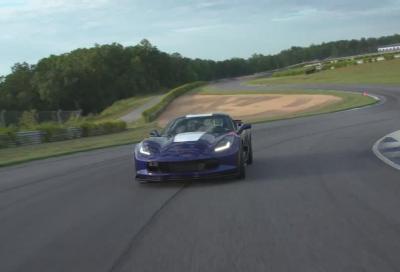MUSCLE CARS: La 2017 Corvette Grand Sport in 4 nuovi video