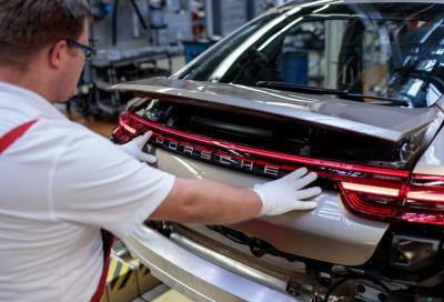 TECNICA: La nuova Porsche Panamera