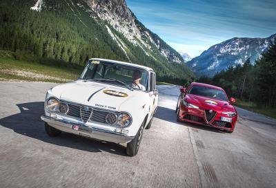 """L'Alfa Romeo vince la """"Coppa d'Oro delle Dolomiti 2016"""""""