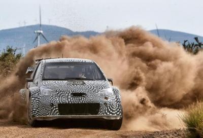 VIDEO: Nuova Toyota Yaris WRC, un inizio promettente