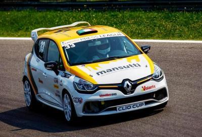 Abbiamo gareggiato a Monza nella Clio Cup!