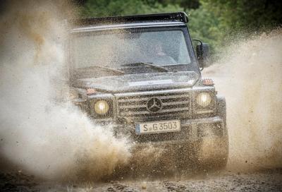 Mercedes Classe G, una ventata di novità