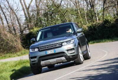 Prova: Range Rover Sport Hybrid, eppur si muove