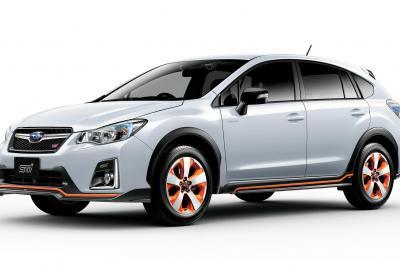 Nuova Subaru XV Hybrid tS, al via gli ordini in Giappone