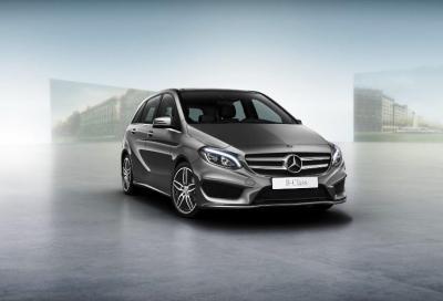 Novità: La Mercedes Classe B NEXT, parte da 23.760 euro