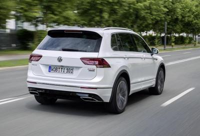 NOVITA': VW Tiguan, nuovo pacchetto R-Line e il 2.0 TDI biturbo da 240 CV