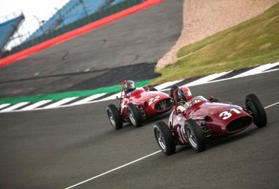 EVENTI: Maserati a Porto Cervo e ... alla Silverstone Classic