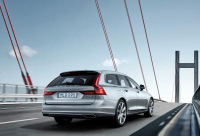 IMPRESSIONI: Volvo V90 D5 AWD