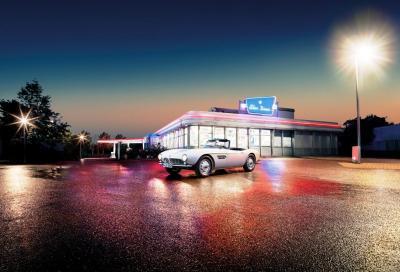 EPOCA: La BMW 507 di Elvis Presley al Concorso di Eleganza di Pebble Beach