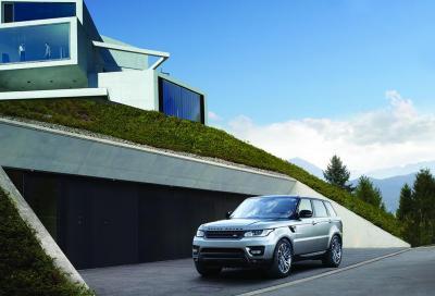 Range Rover Sport MY 2017, arriva il 4 cilindri td da 240 cv
