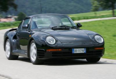 EPOCA: Porsche 959, la prima delle supercar