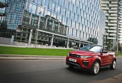 PROVE: Range Rover Evoque Convertible TD4, opinion leader