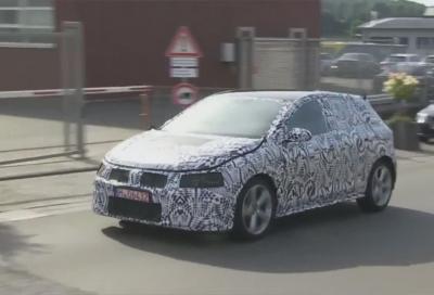 SPY: Nuova Volkswagen Polo 2017, gioca a... Golf