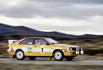 TECNICA: Il 5 cilindri Audi compie 40 anni