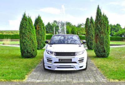 TUNING: RANGE ROVER EVOQUE Convertibile by HAMANN