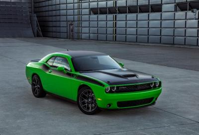 MUSCLE CARS: Dodge Challenger T/A e Challenger T/A 392