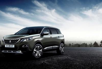 ANTEPRIME: Nuova Peugeot 5008, più spaziosa e tecnologica