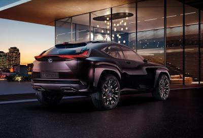 ANTEPRIME: UX Concept, anticipa il prossimo crossover Lexus