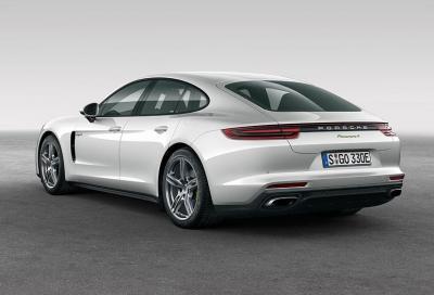 ANTEPRIME: Porsche Panamera 4 E-Hybrid